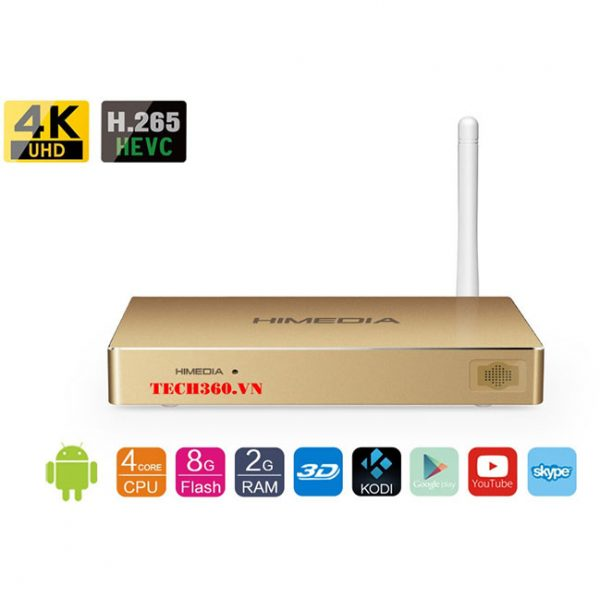 android tv box himedia q8iv
