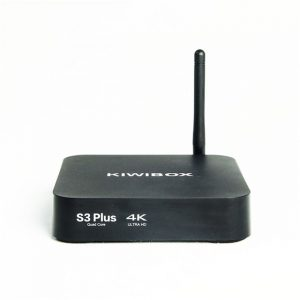 android tv box kiwibox s3 plus