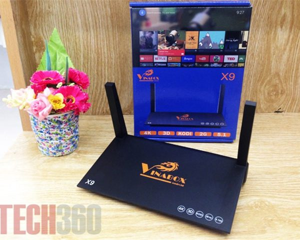 android tv box vinabox x9