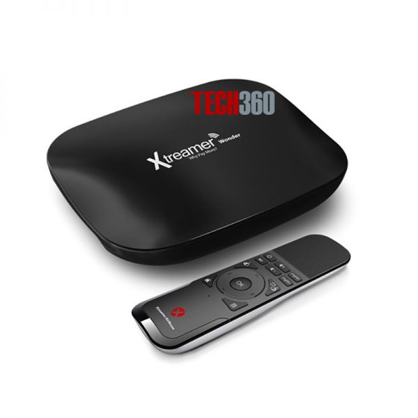 android tv box xtreamer prodigy