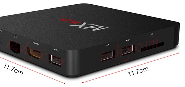 android tv box mx plus