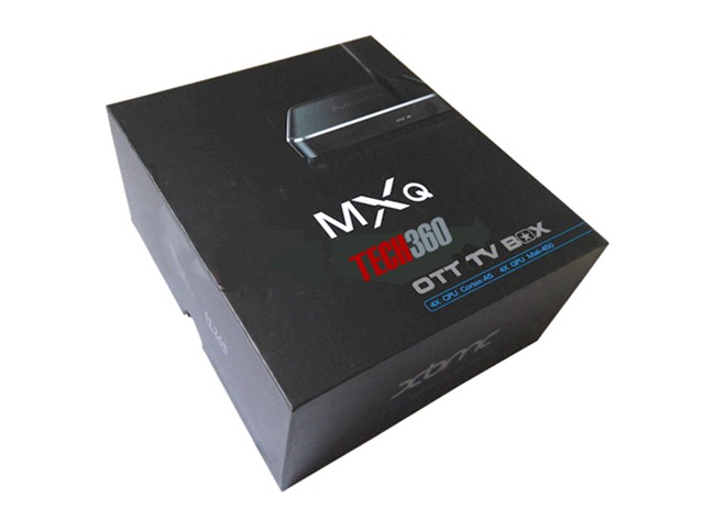 android tv box mxq m12