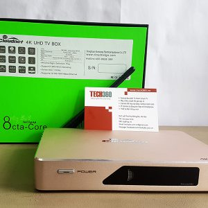 Android Tv Box Cloudnetgo CR18S OctaCore 64bit