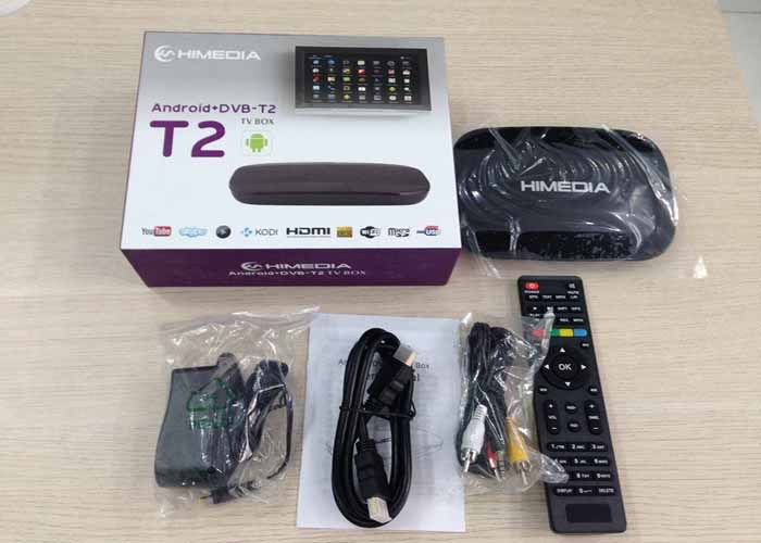 android tv box himedia t2