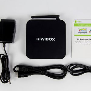 ANDROID TV BOX KIWI S3