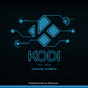 kodi cho android tv box