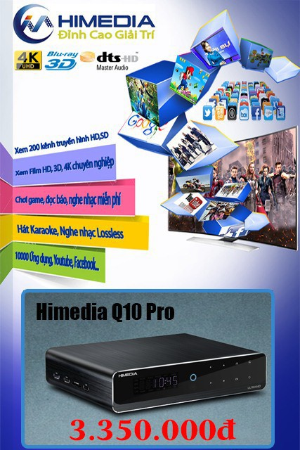 Android Box Tivi Himedia