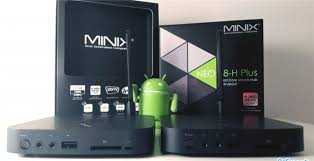 So sánh Android Box Tivi Minix Neo U1 và NEO X8H Plus