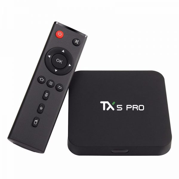 Android Tivi Box TX5 Pro - RAM 2G, ROM 16G, Android 6.0