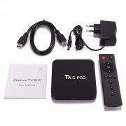 Android Tv Box TX5 Pro - RAM 2G, ROM 16G, Android 6.0