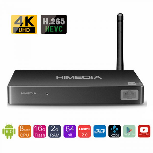 Himedia A5 -  Android TV Box Octa Core