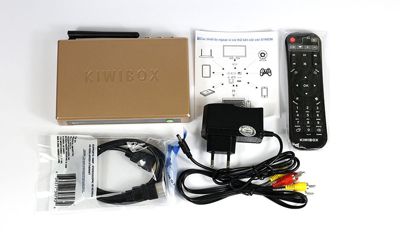 android box tivi kiwibox s1 new 2017